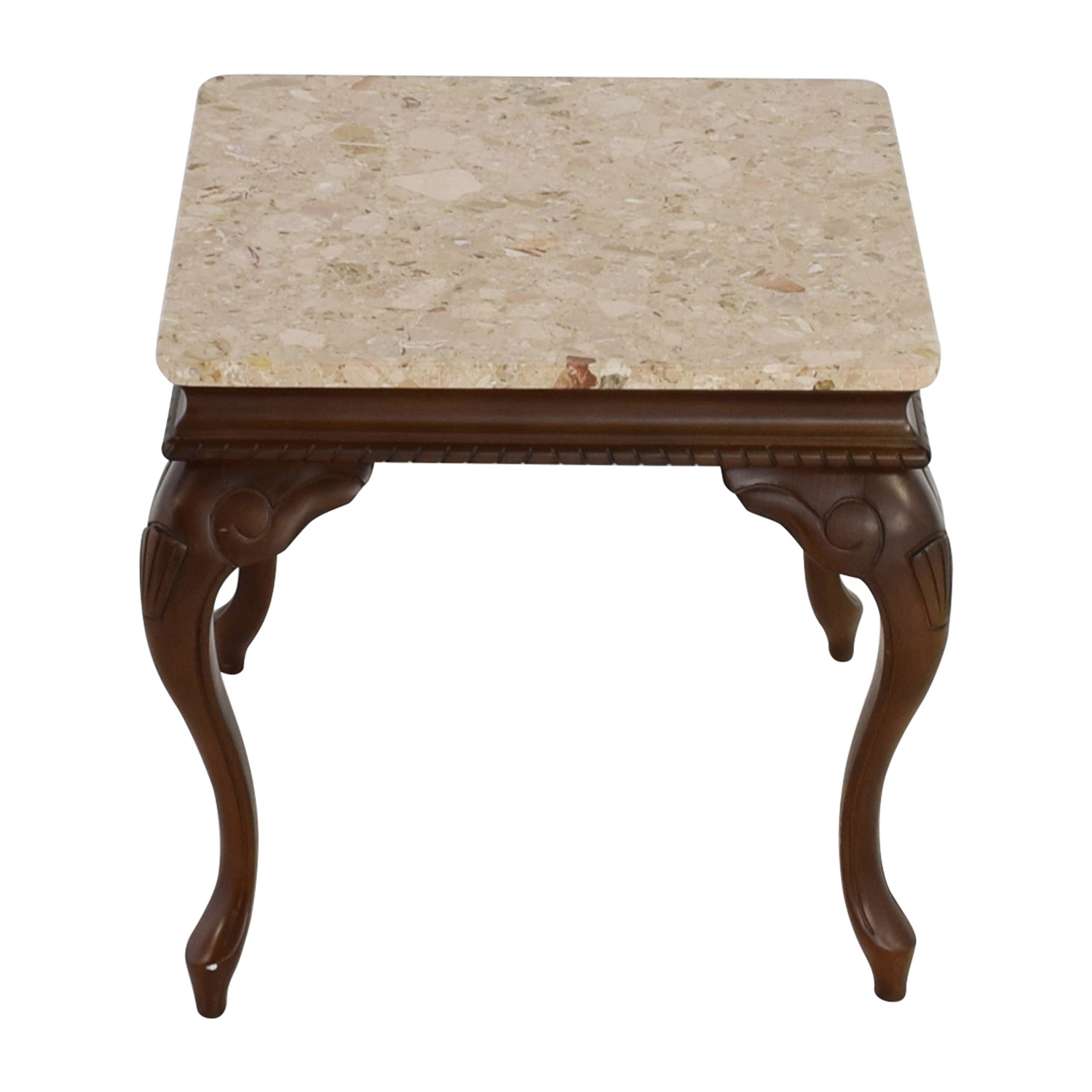buy Marble Top End Table online