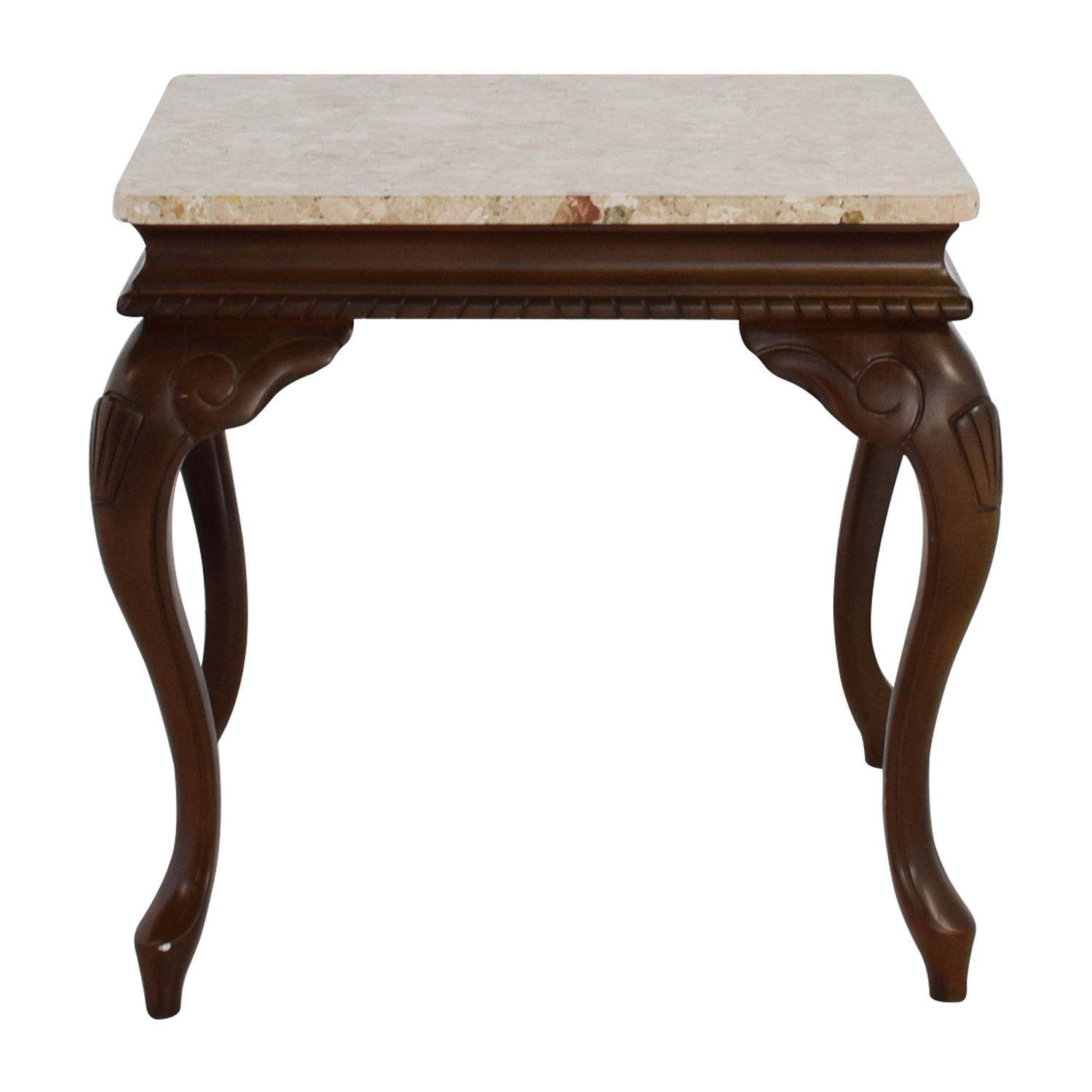 buy Marble Top End Table