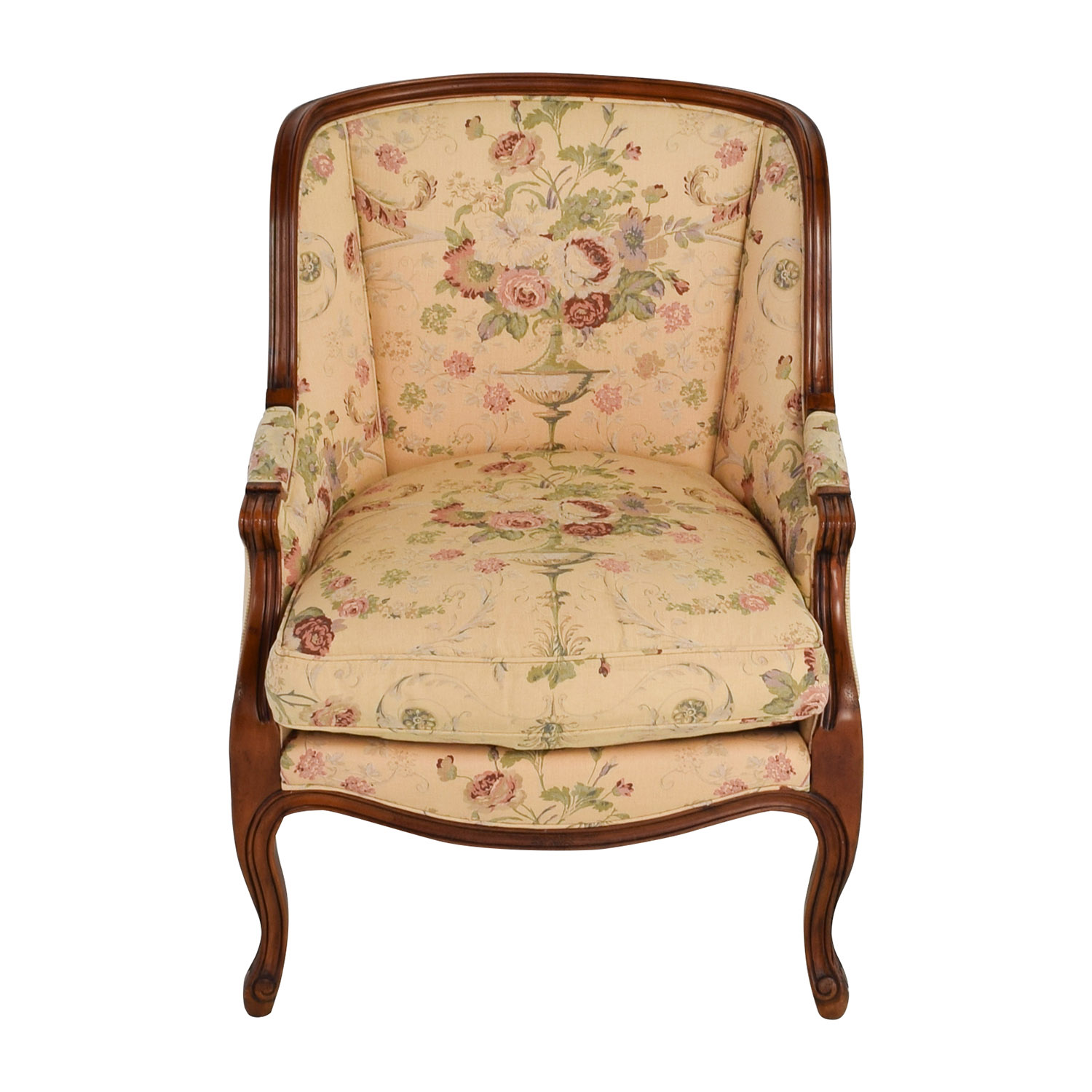 shop Hickory Silk Armchair Hickory Chairs