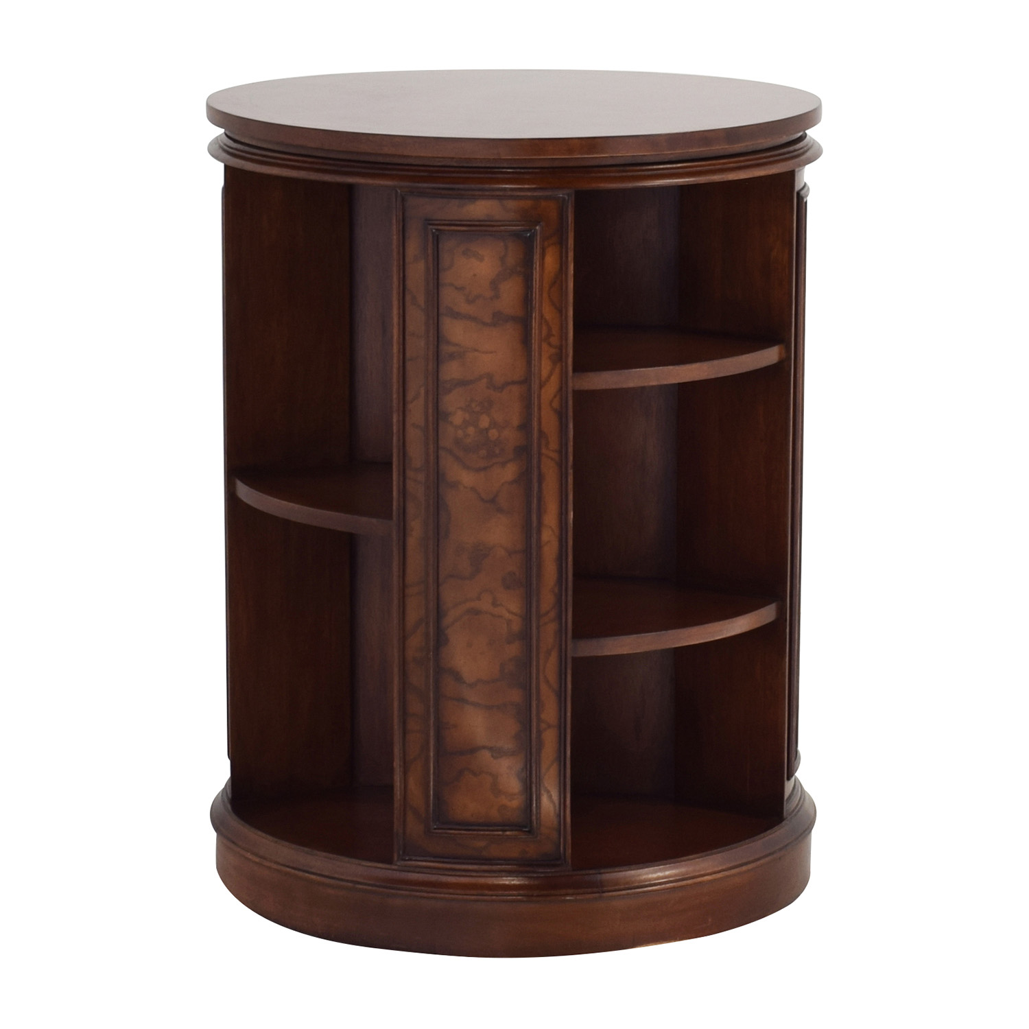 Buy Safavieh Safavieh Rotating Side Table Bookcase Online