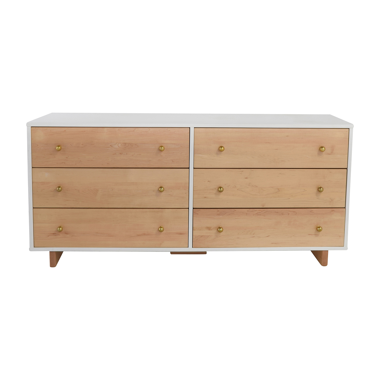 buy Room & Board Room & Board Moda Six Drawer Dresser online