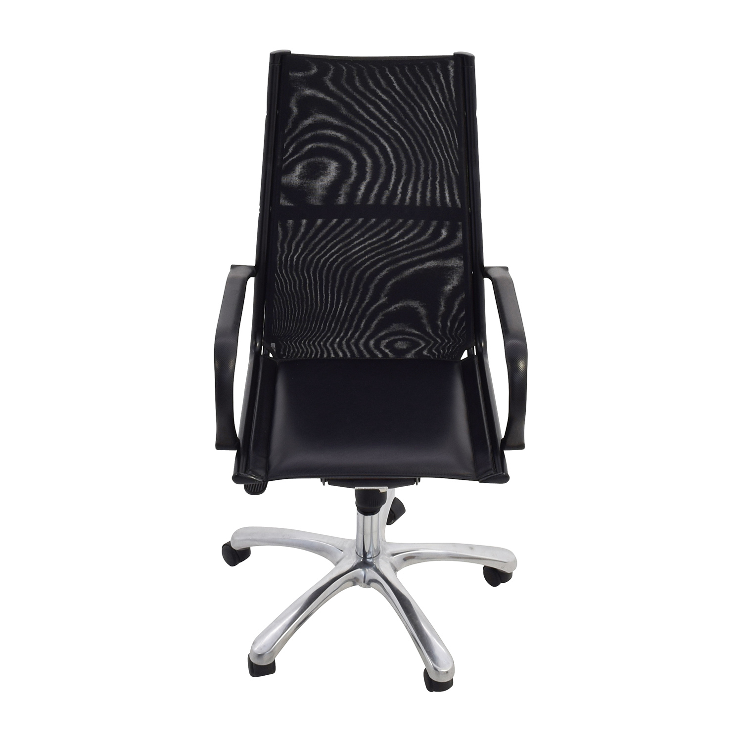 ERG International ERG International Black Office Chair used
