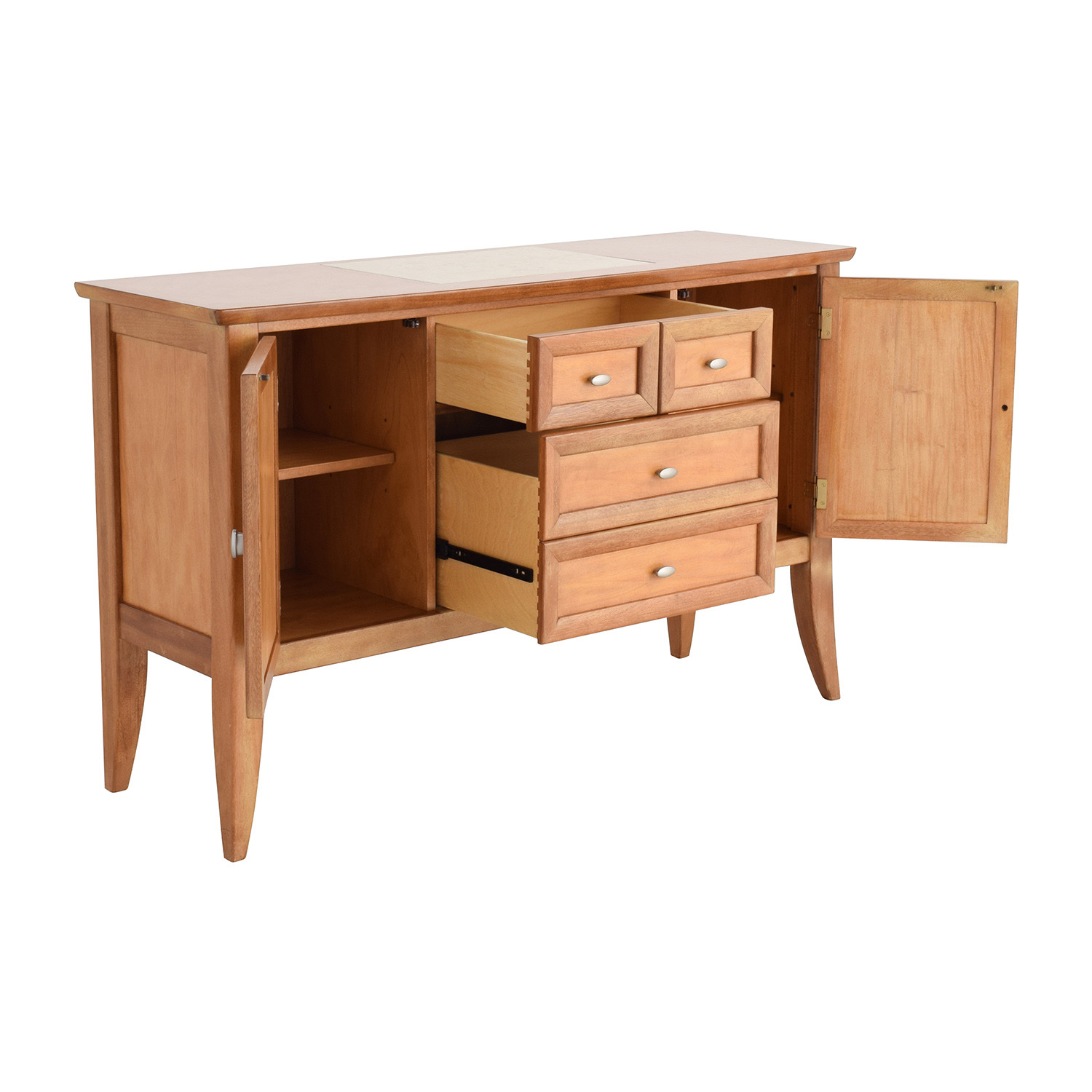 Off thomasville buffet table storage