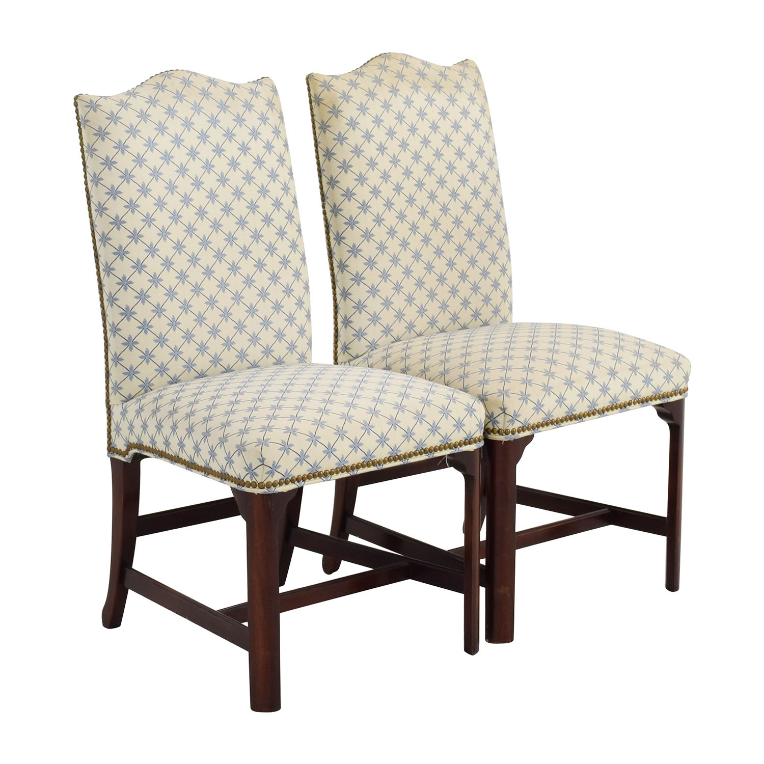 88% OFF Hickory Chair Hickory Chair Bespoke Upholstered