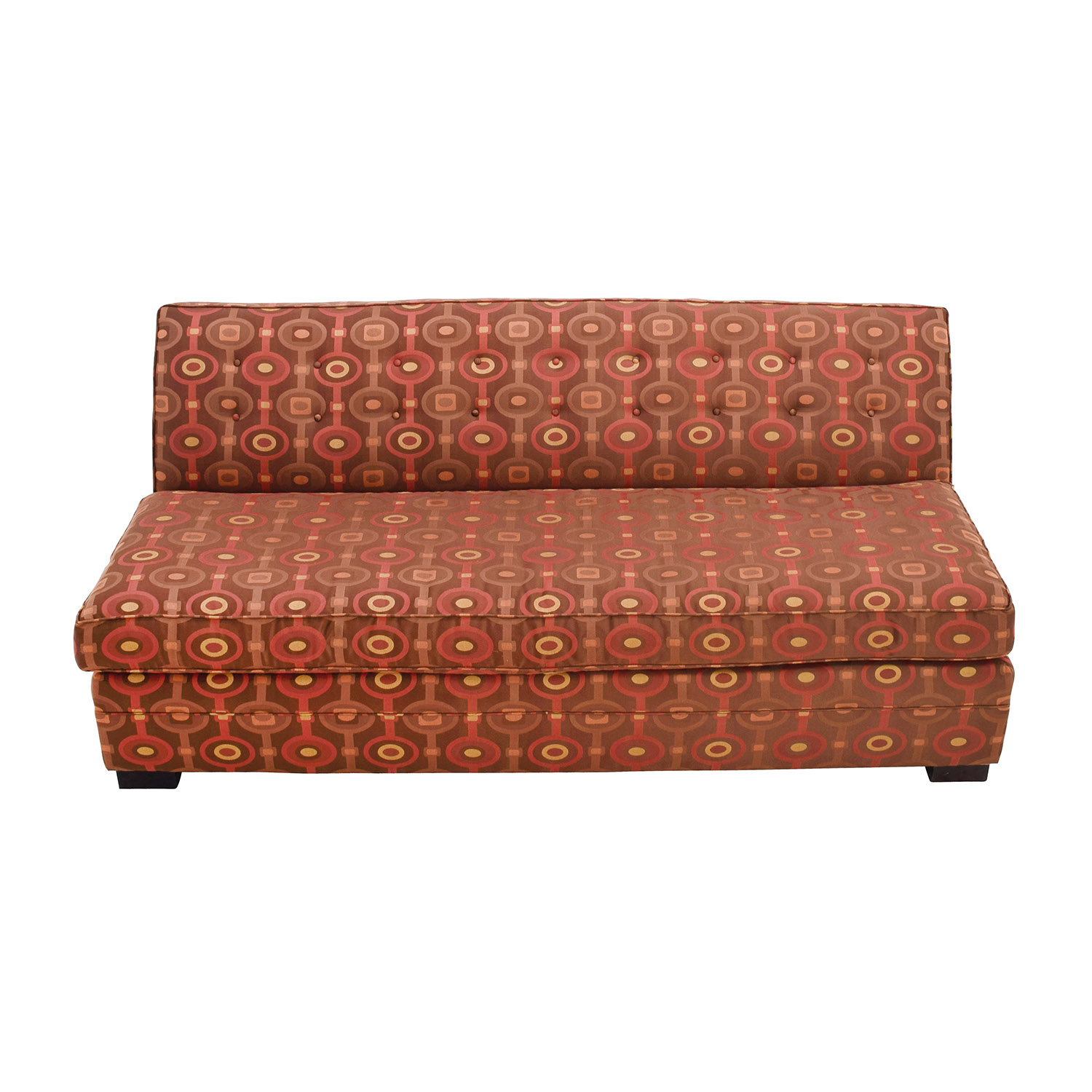 Mitchell Gold & Bob Williams Mitchell Gold & Bob Williams Asymmetrical Design Fabric Couch nyc