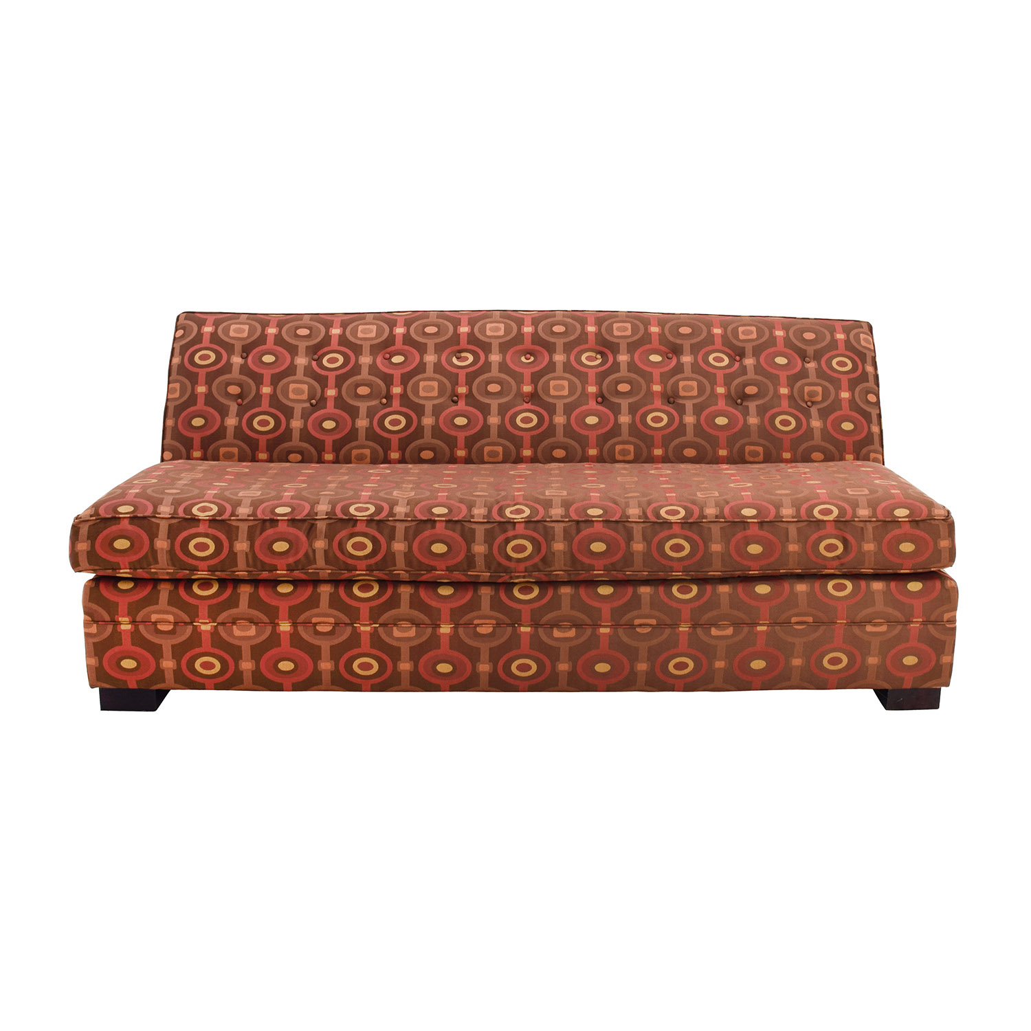 Mitchell Gold & Bob Williams Mitchell Gold & Bob Williams Asymmetrical Design Fabric Couch coupon