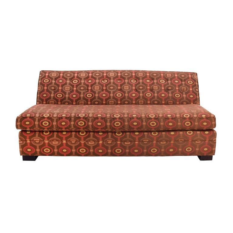 shop Mitchell Gold & Bob Williams Mitchell Gold & Bob Williams Asymmetrical Design Fabric Couch online