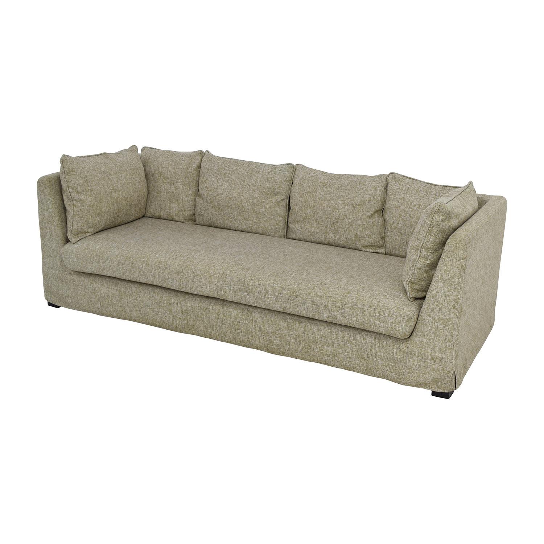 Marvelous ... Beige Latte Three Seater Sofa On Sale ...