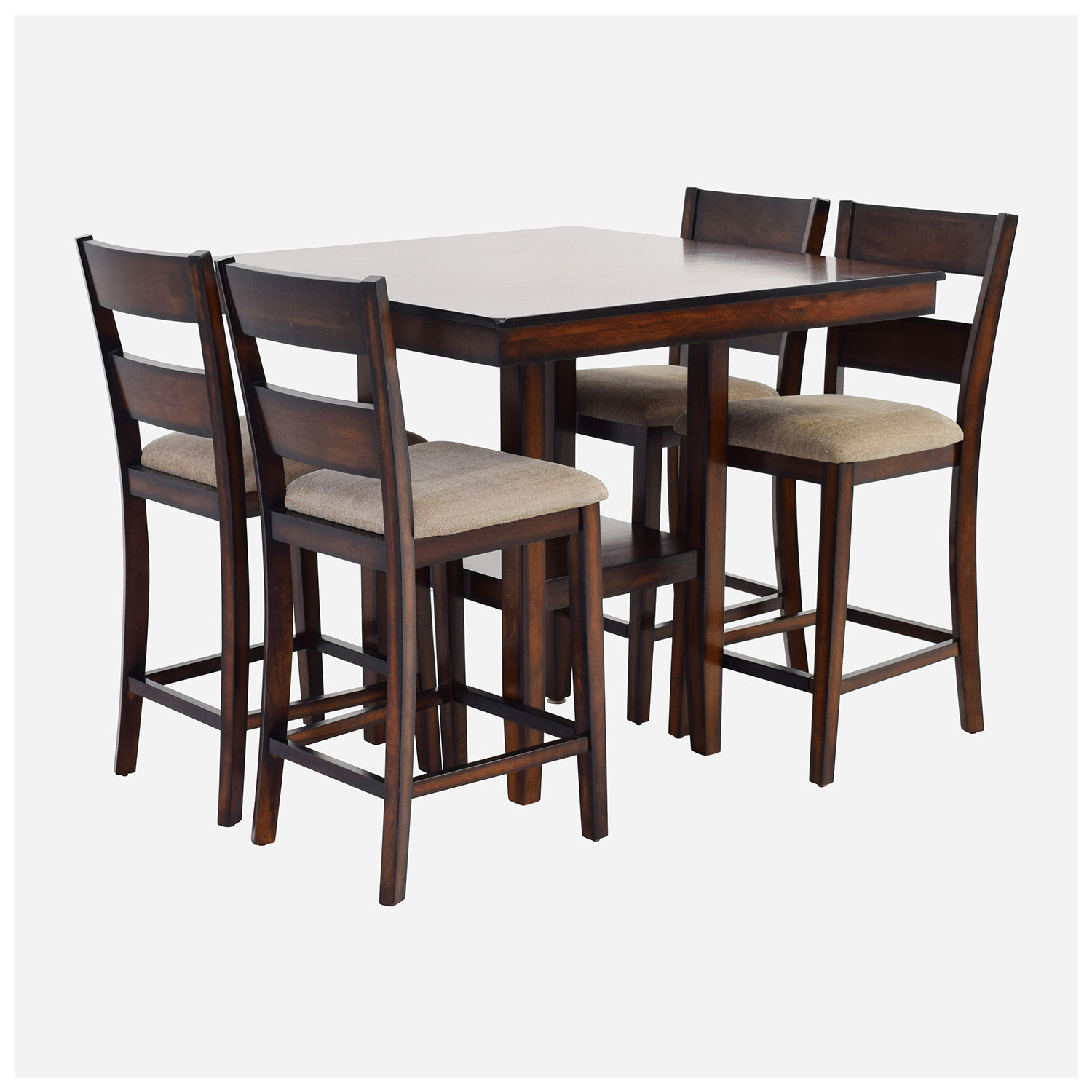 OFF Macy s Macy s Branton Counter Height Table with Chairs