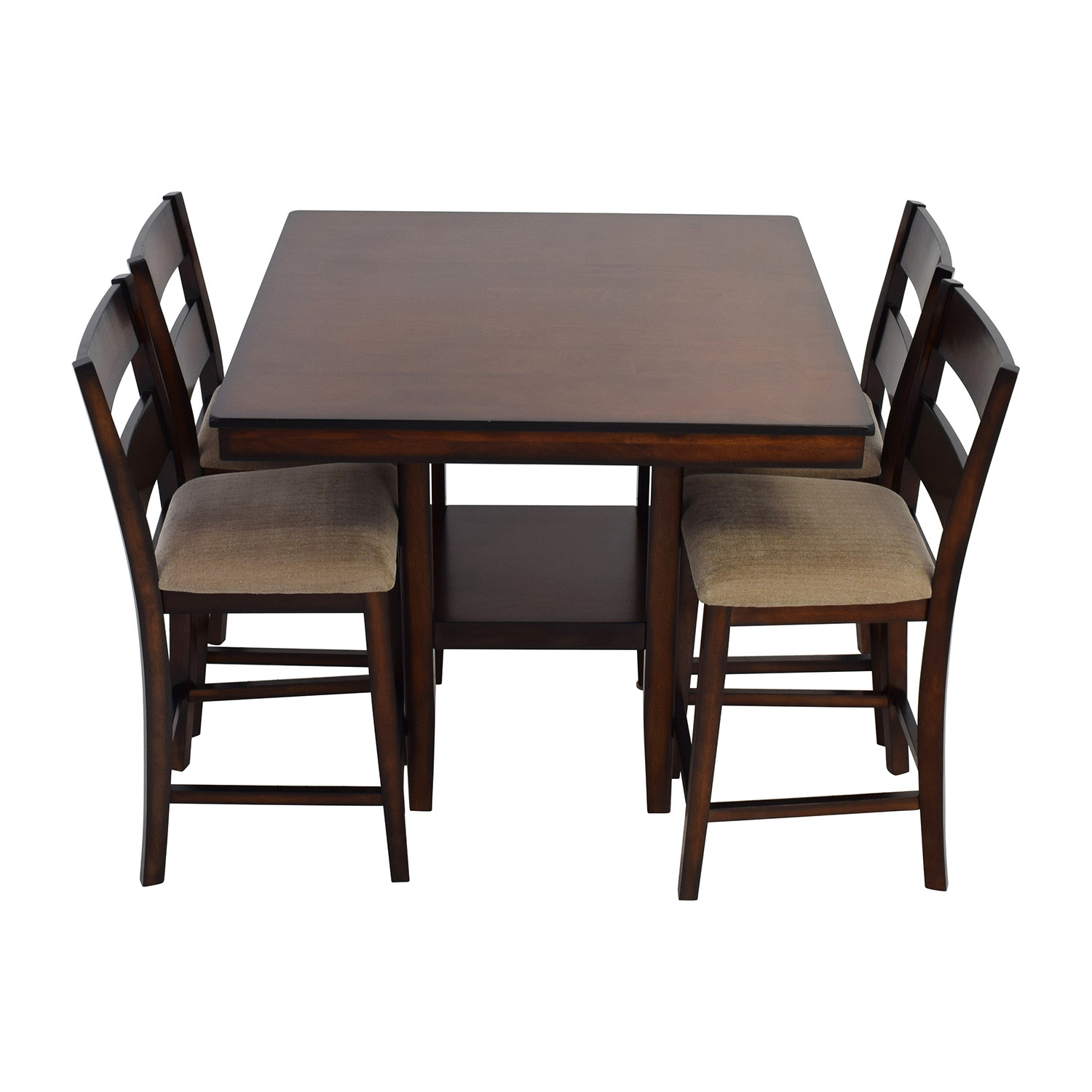 Macy's Macy's Branton Counter Height Table with Chairs for sale