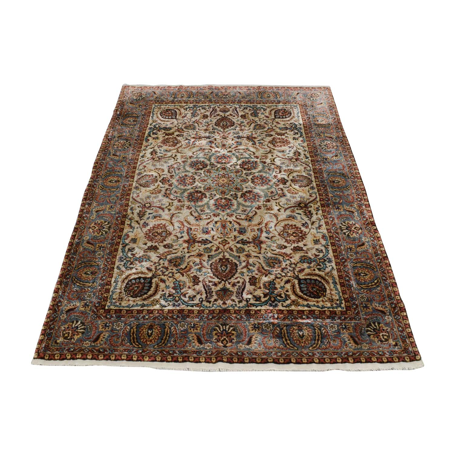 Persian Rug in Multi Colors on sale