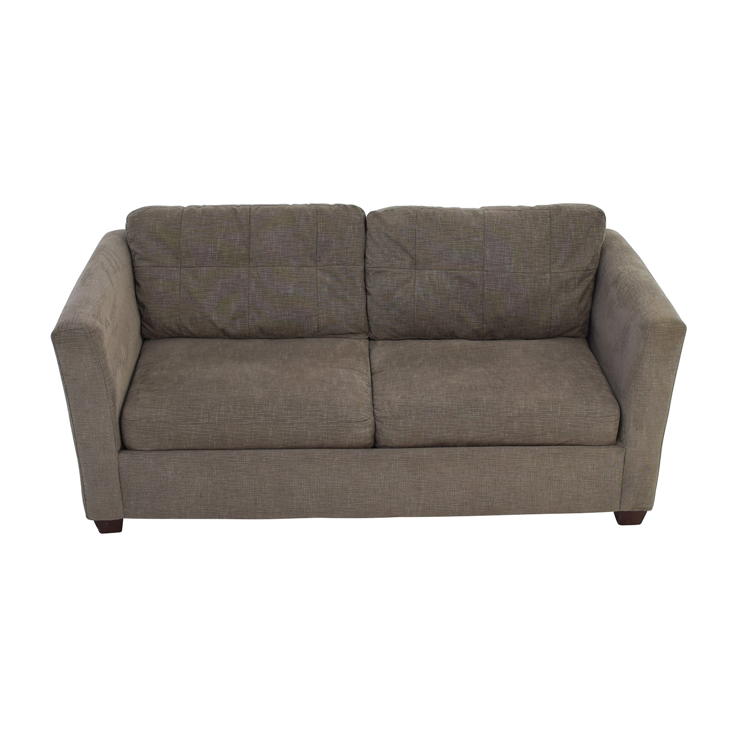 Bauhaus Grey Queen Sleeper Sofa Sofas