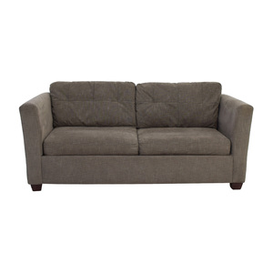 shop Bauhaus Furniture Bauhaus Grey Queen Sleeper Sofa online
