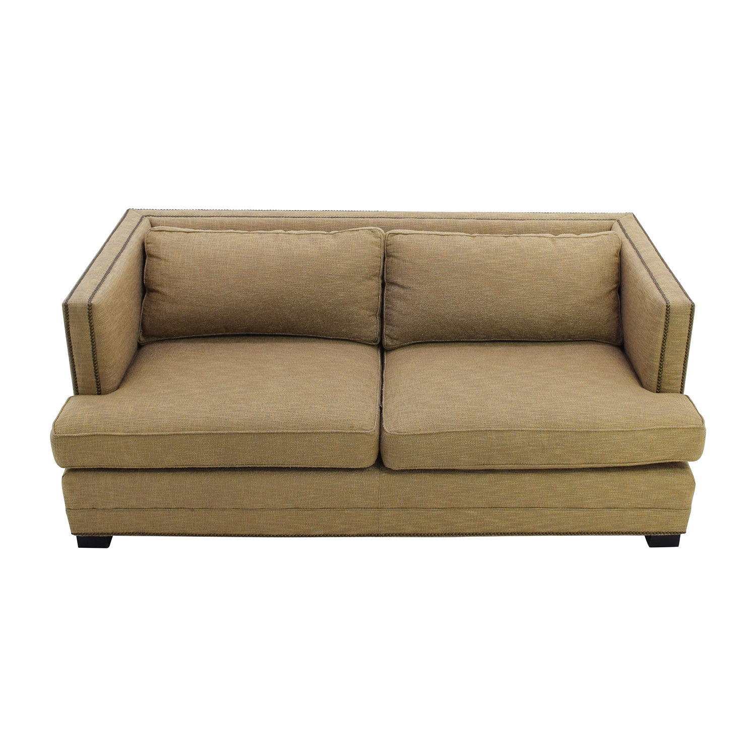 buy Mitchell Gold & Bob Williams Nailhead Trimmed Sofa Mitchell Gold + Bob Williams