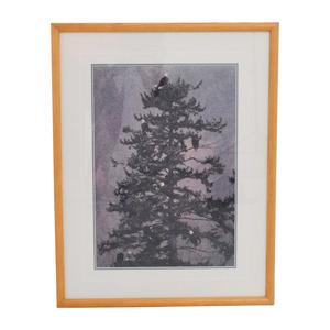buy  Thomas Mangelsen November Snow Bald Eagles Art Work online