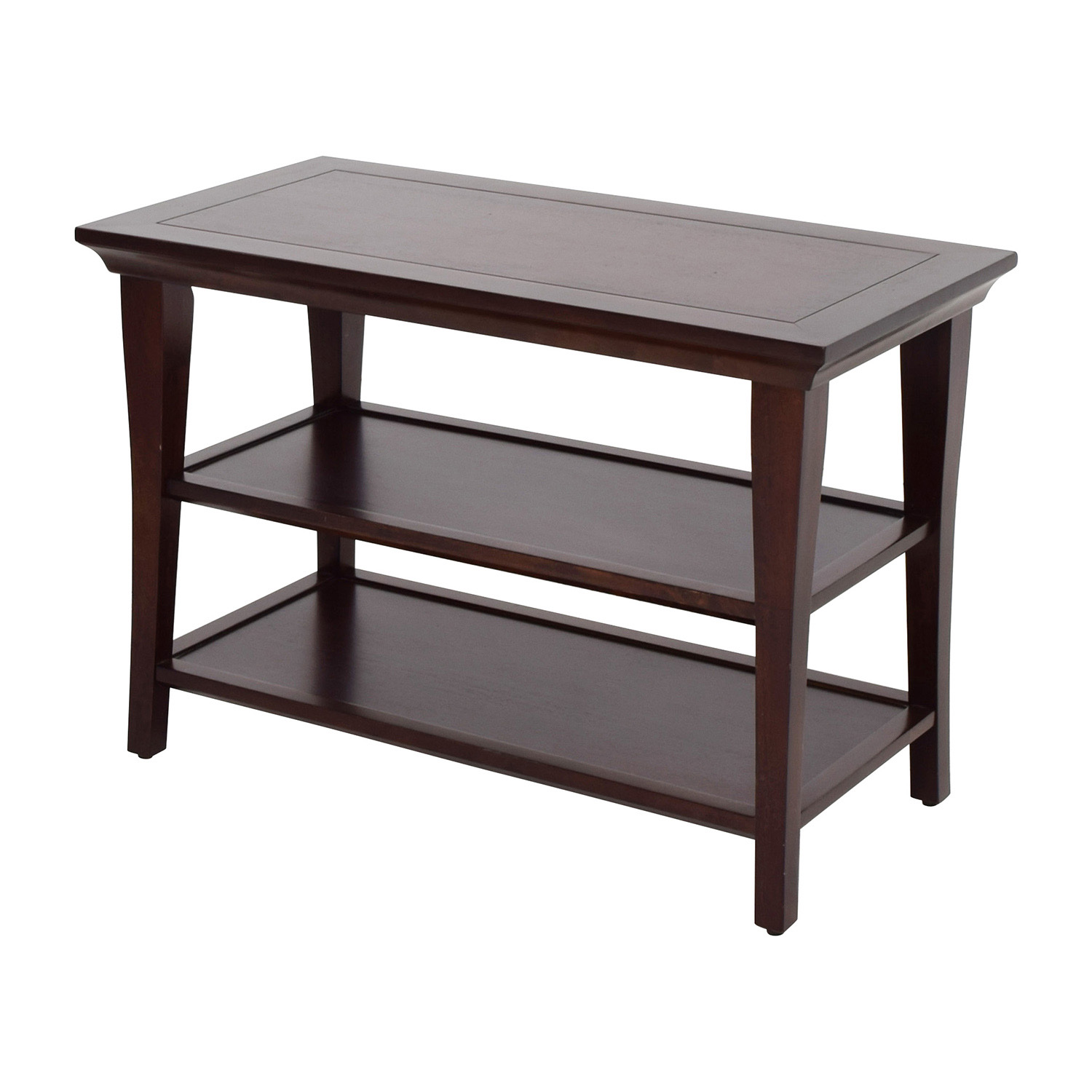 Pottery Barn Wood Table: Pottery Barn Pottery Barn Wood Table With