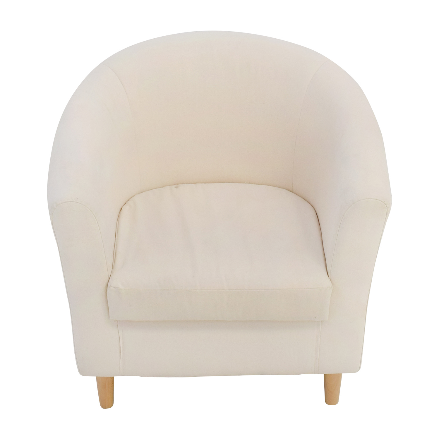 Cream Accent Chair for sale