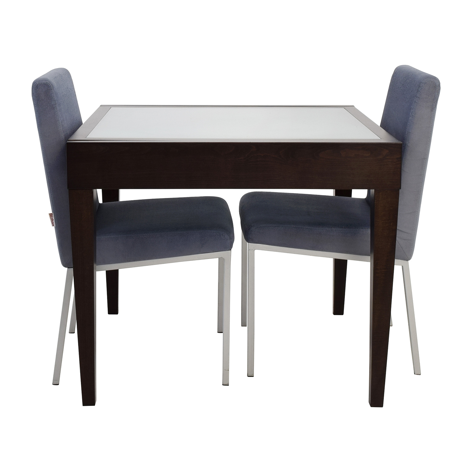 buy Design Within Reach Wood Spanna Extendable Table with Chairs Design Within Reach