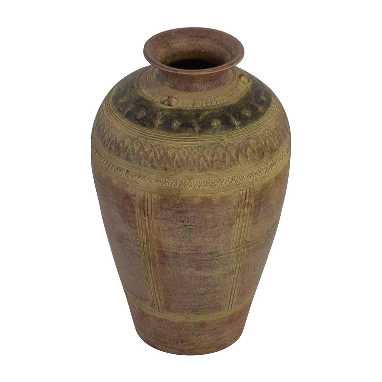 Rustic Stone Ceramic Vase price