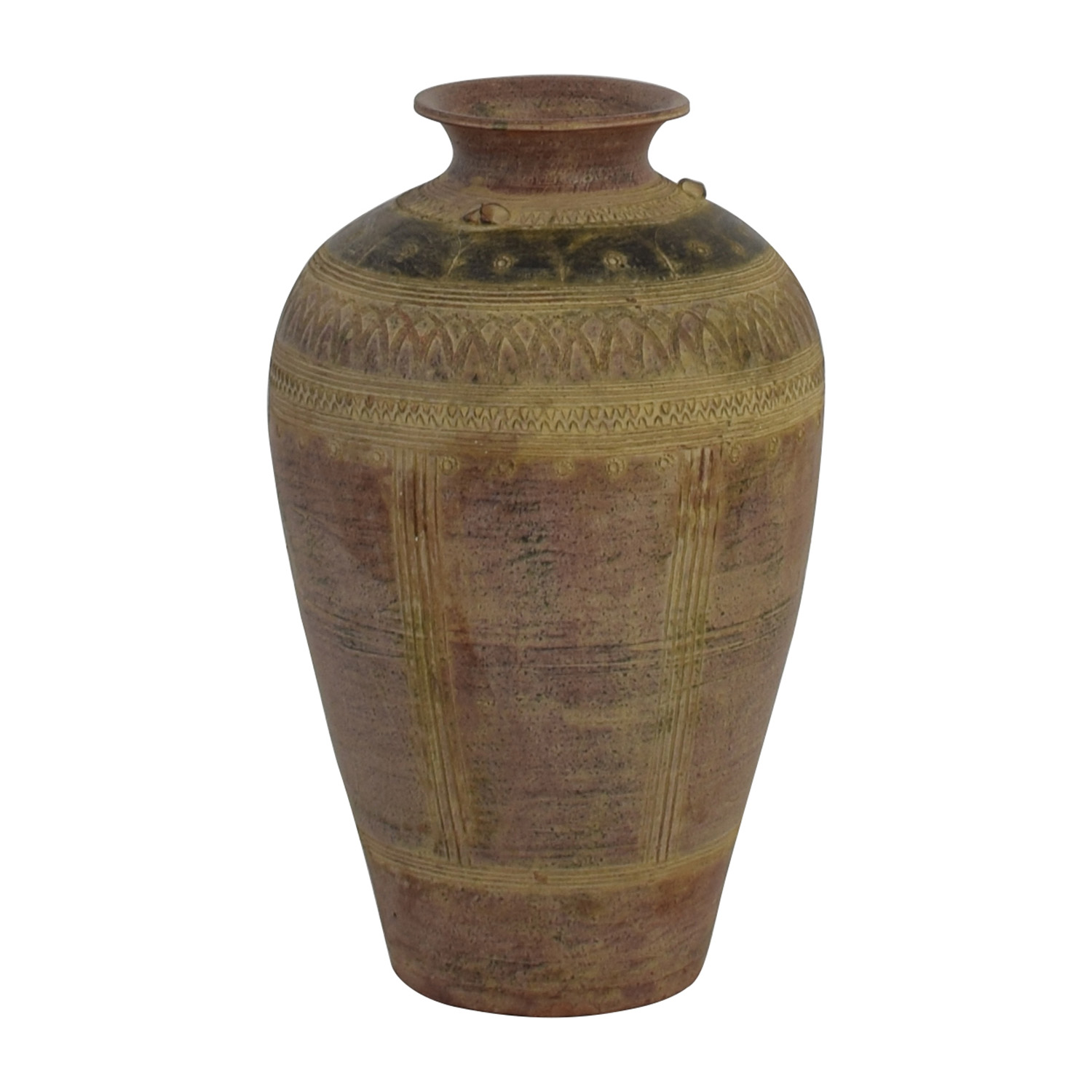 shop Rustic Stone Ceramic Vase