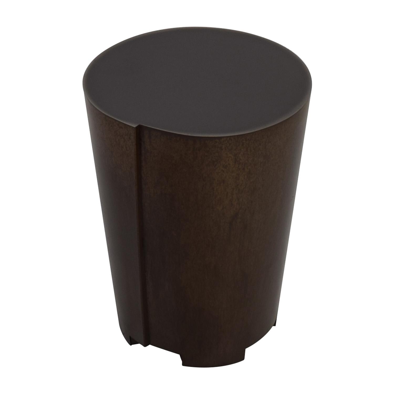 buy Bronze Metal Stand Decor