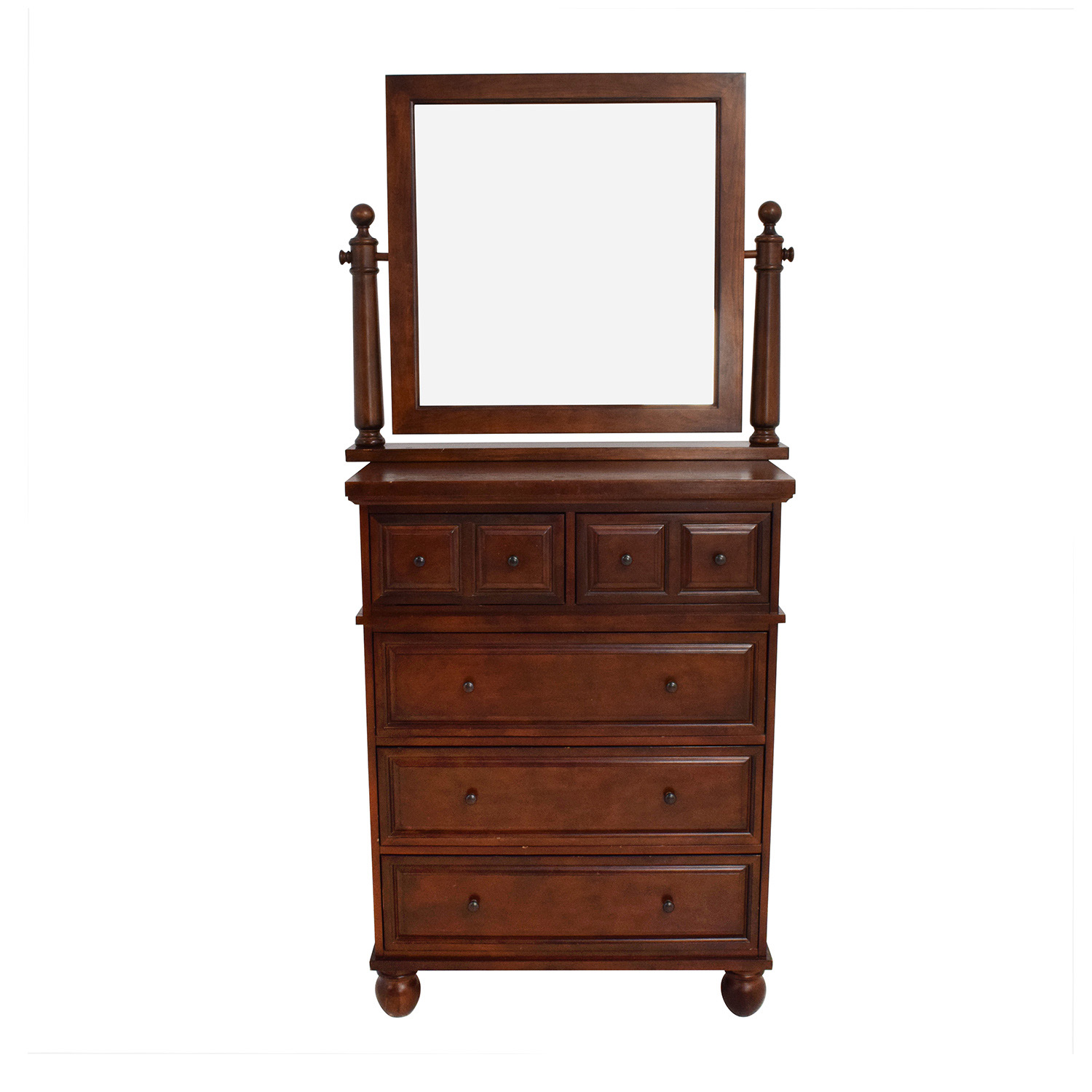 Pier 1 Imports Ashworth Five-Drawer Dresser / Storage
