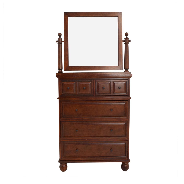 Pier 1 Imports Pier 1 Imports Ashworth Five-Drawer Dresser Dressers