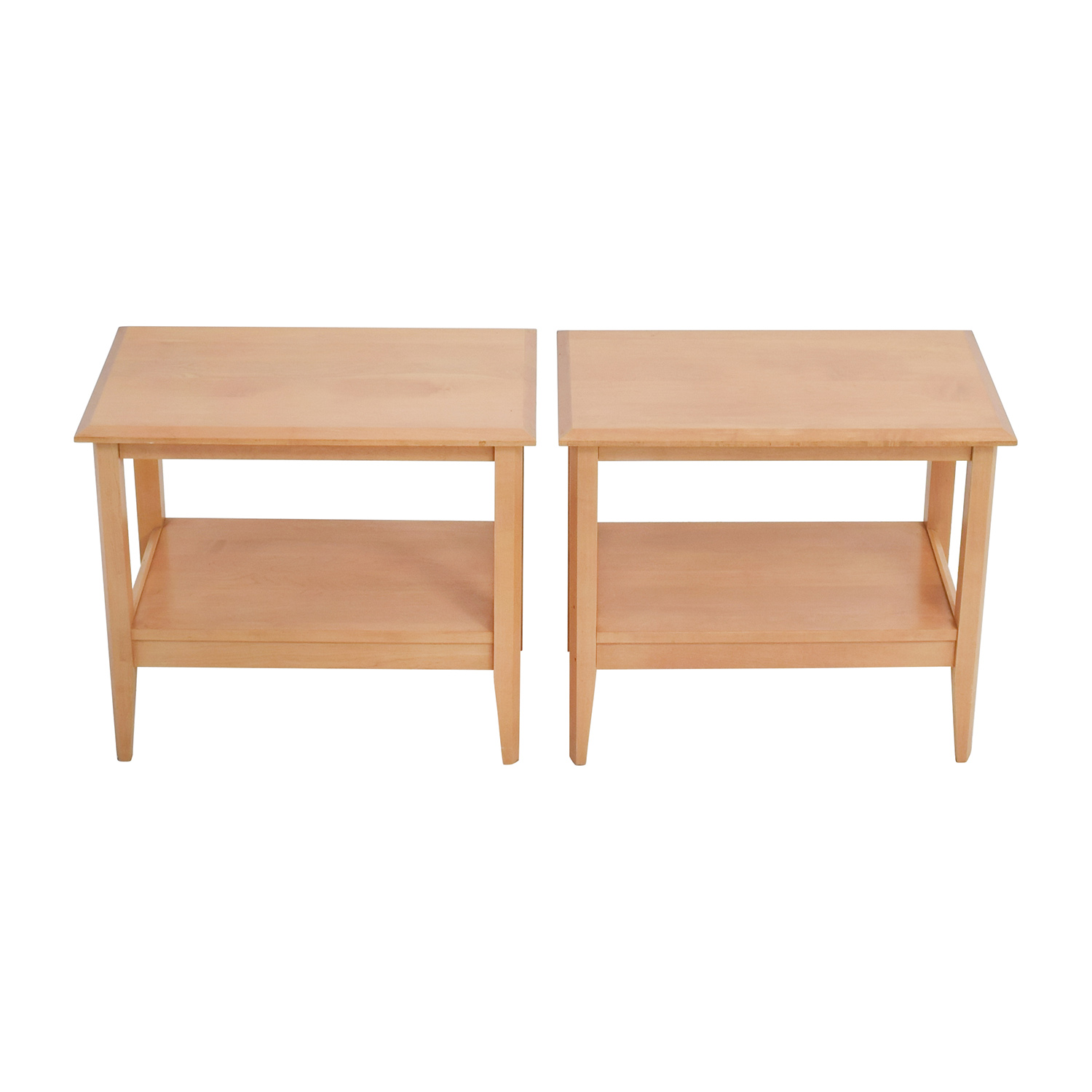 shop Baronet Ungava Wood End Tables Baronet of Canada