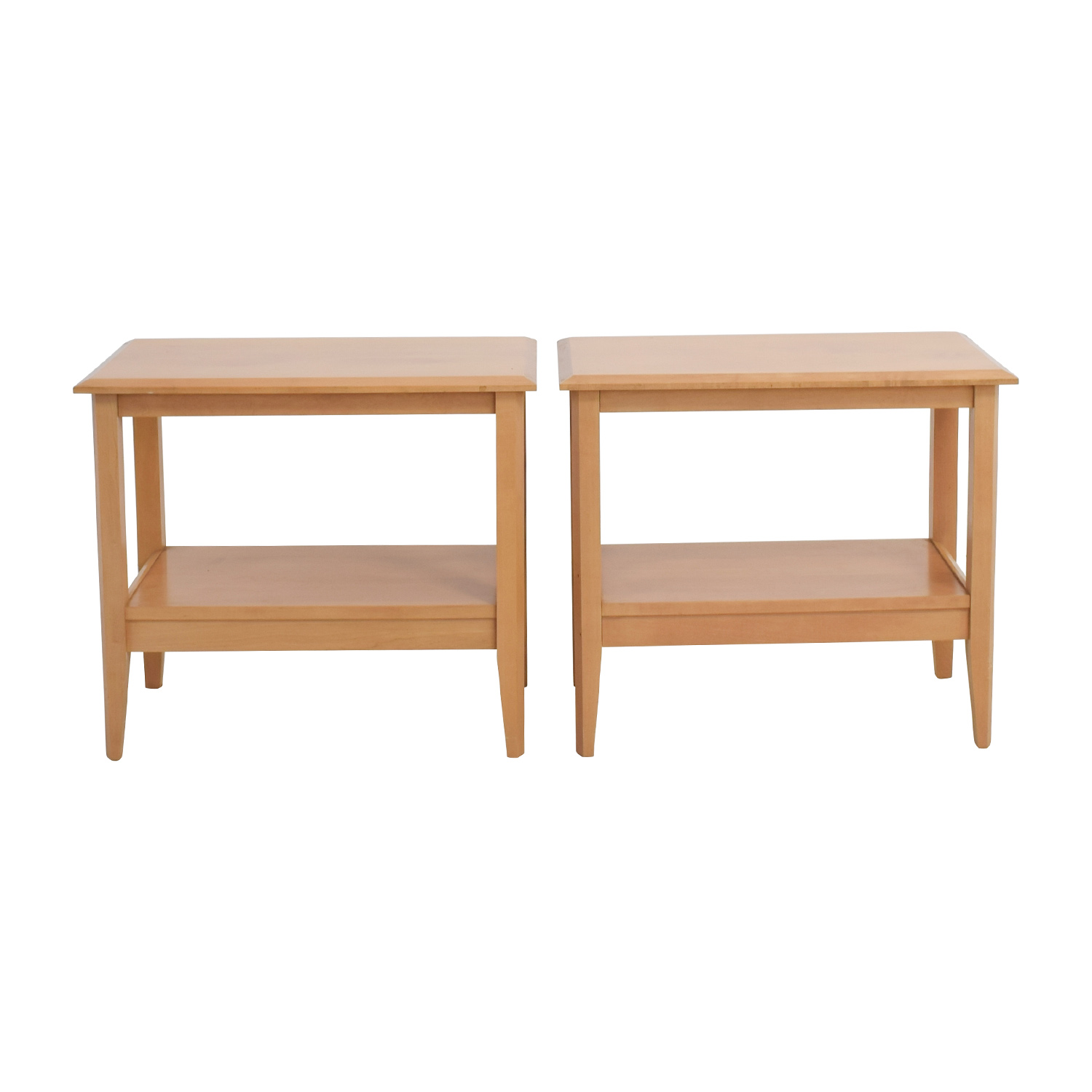 Baronet of Canada Baronet Ungava Wood End Tables on sale