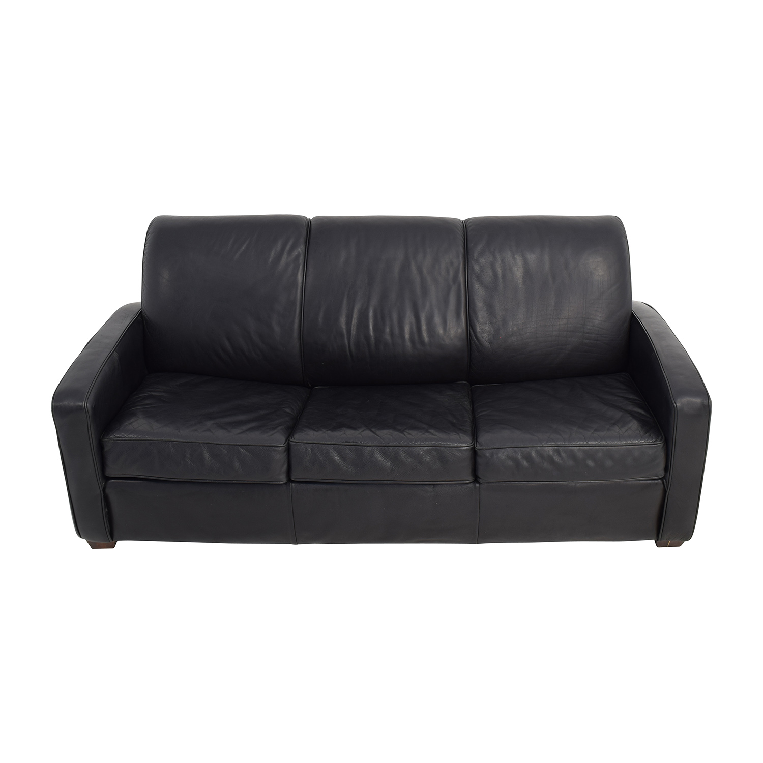 Leggett And Platt Leggett & Platt Black Leather Sofa Bed Coupon