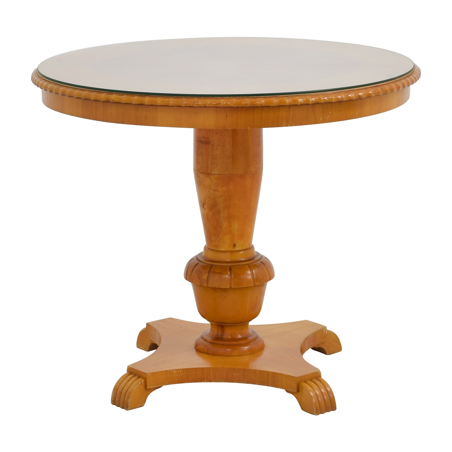 Round Dining Table Antique mosskovcom