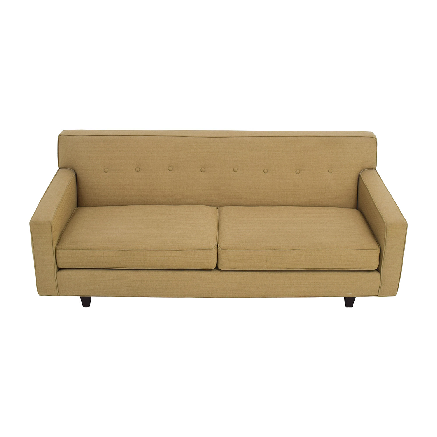 Rowe Furniture Rowe Furniture Contemporary Dorset Oatmeal Sofa nj