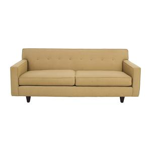 Rowe Furniture Rowe Furniture Contemporary Dorset Oatmeal Sofa price