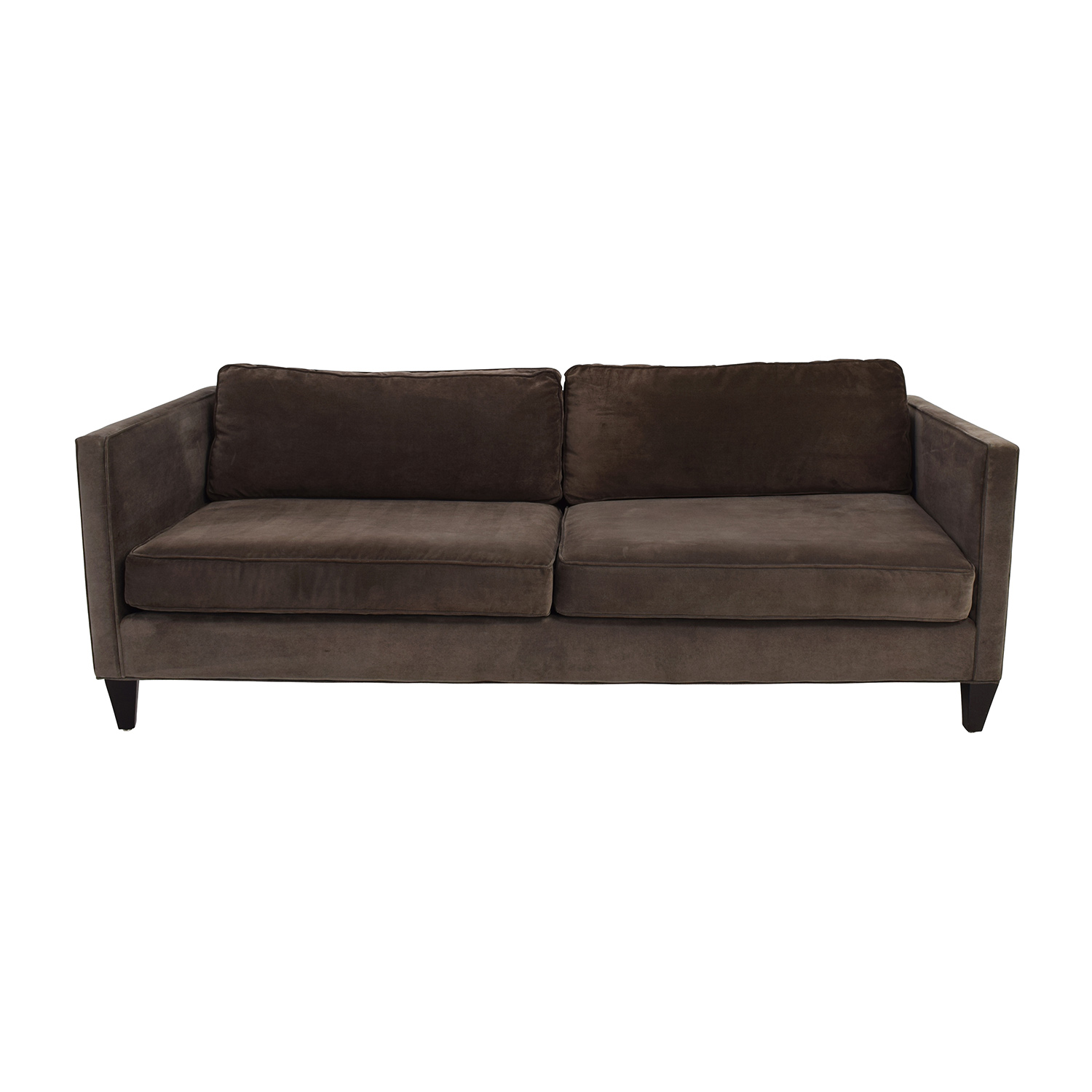 Nice Buy Rowe Furniture Rowe Furniture Mitchell Brown Sofa Online ...