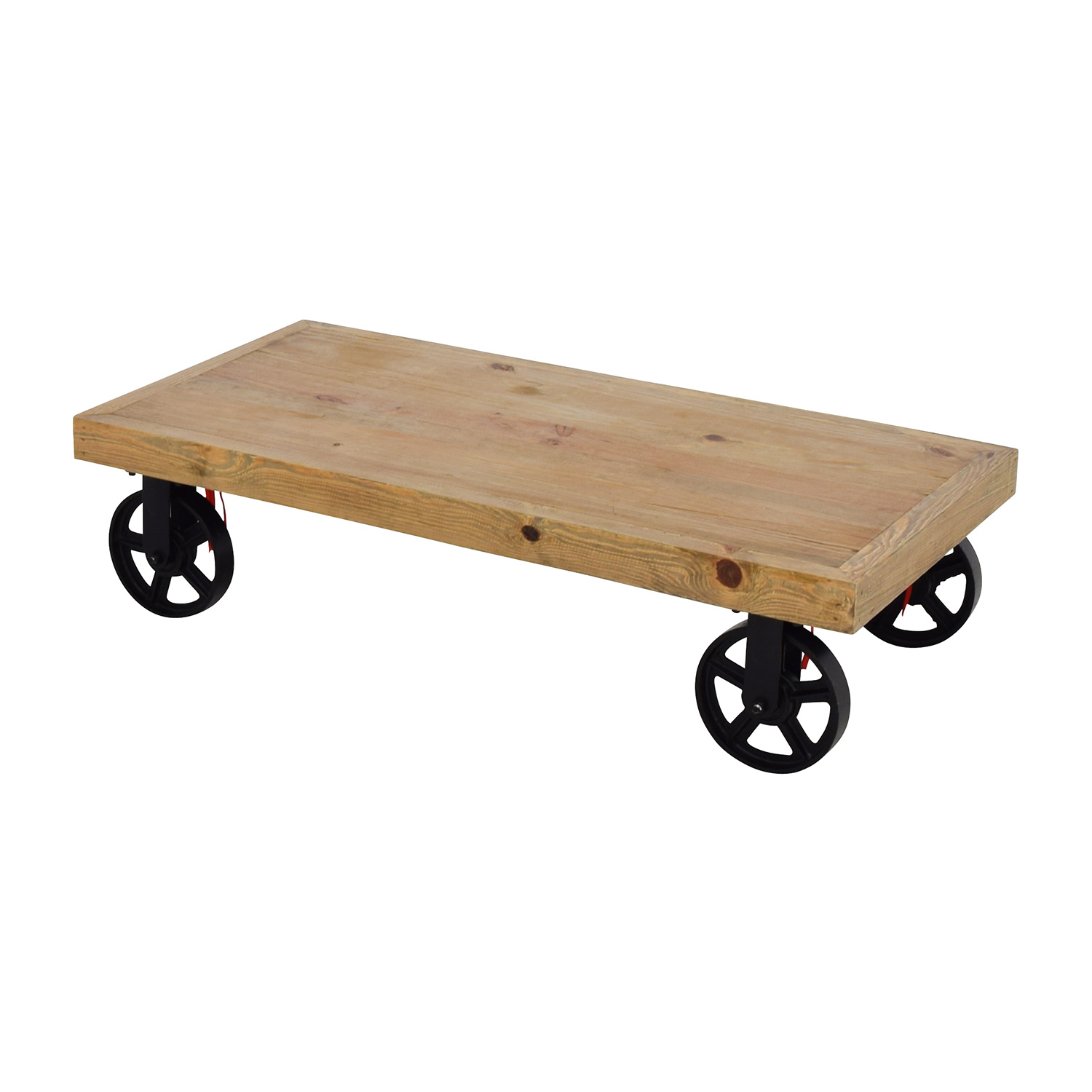 Cheap Factory Cart Coffee Tables: Rustic Cart Coffee Table / Tables