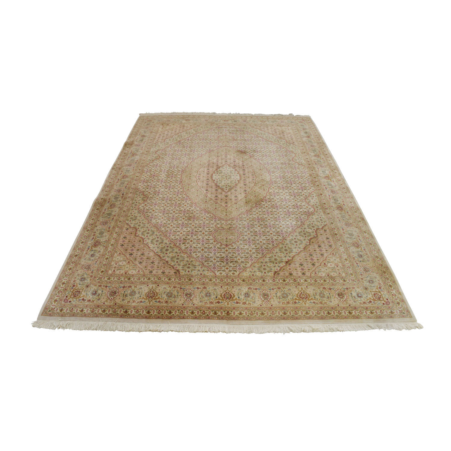 shop Macys Beige Multi-Colored Rug Macys Rugs