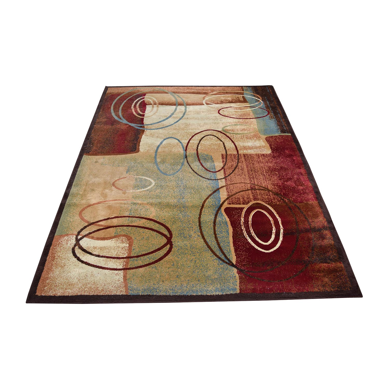 buy Multi-colored Rug