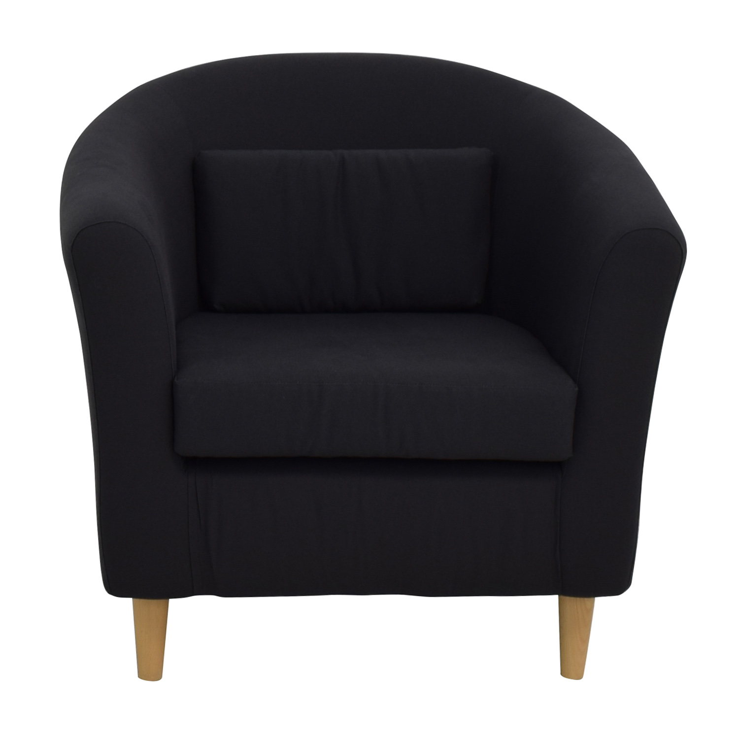 Ikea Tullsta Blue Accent Chair