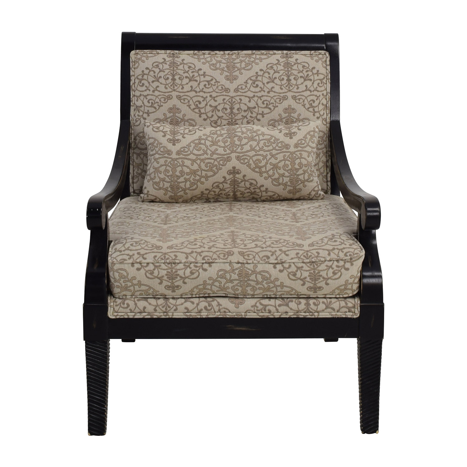 Jonathan Louis Jonathan Louis Fernand Beige Accent Chair Accent Chairs