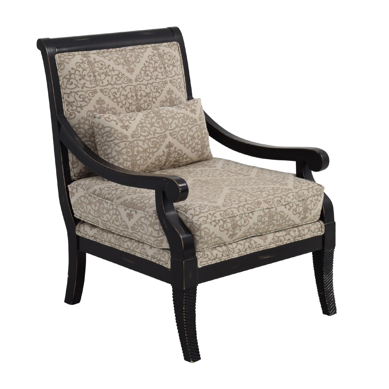 off  jonathan louis jonathan louis fernand beige accent chair  -  jonathan louis jonathan louis fernand beige accent chair for sale