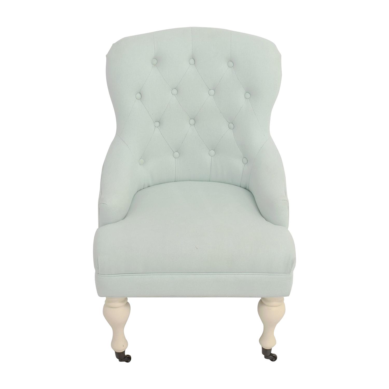 buy Safavieh Madeline Robin Blue Arm Chair Safavieh Chairs