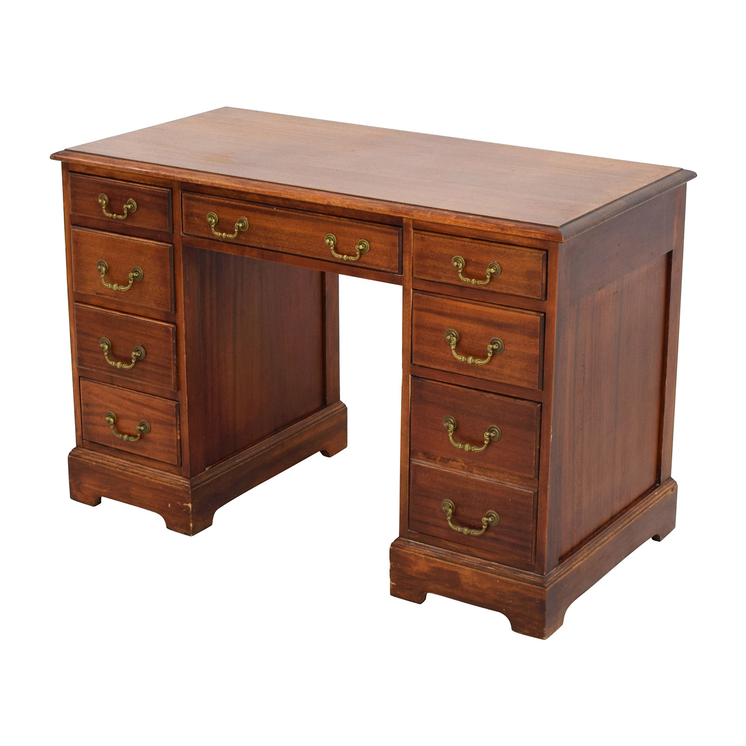buy Taylor Made Furniture Solid Wood Executive Desk Taylor Made Furniture Home Office Desks