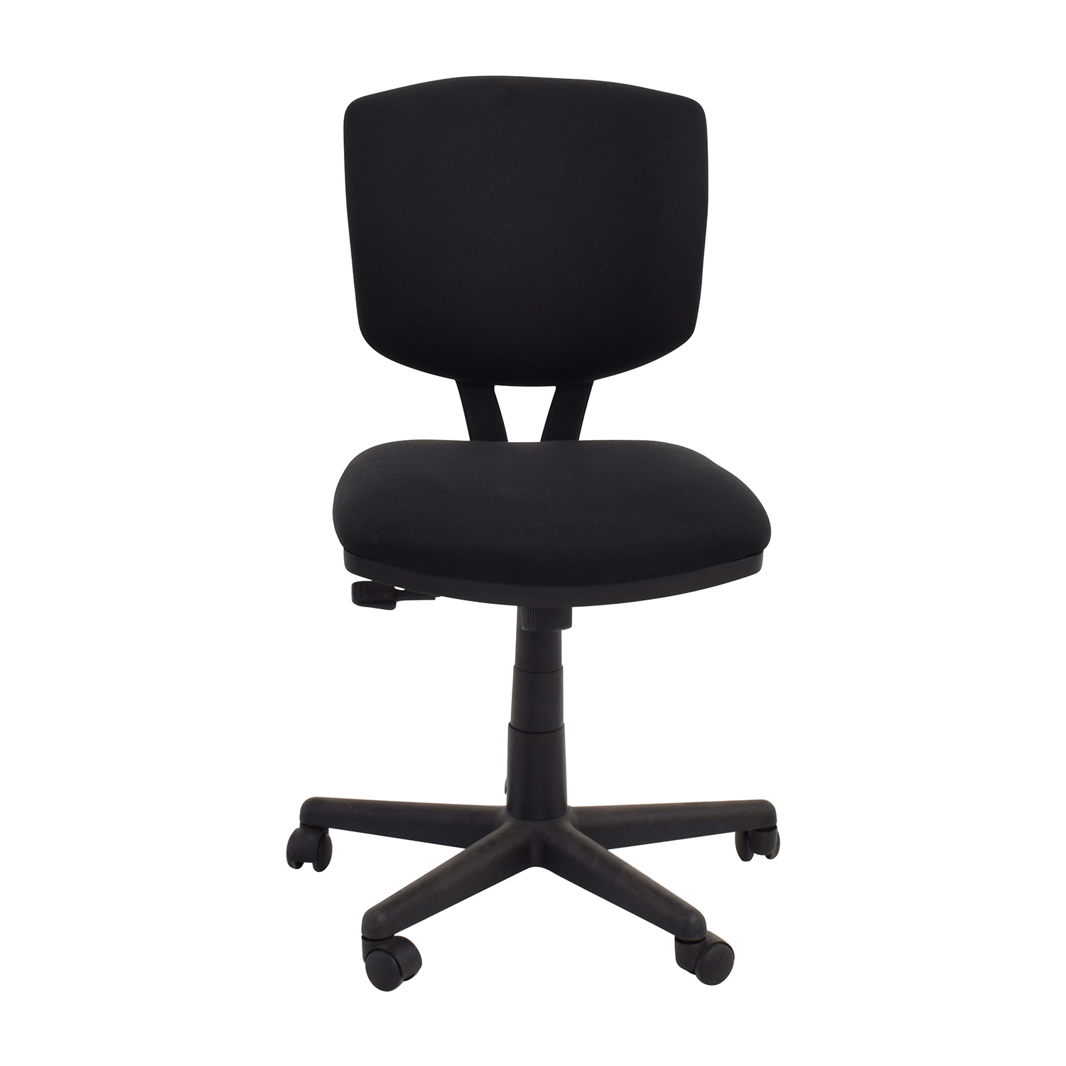 Black Adjustable Office Chair for sale