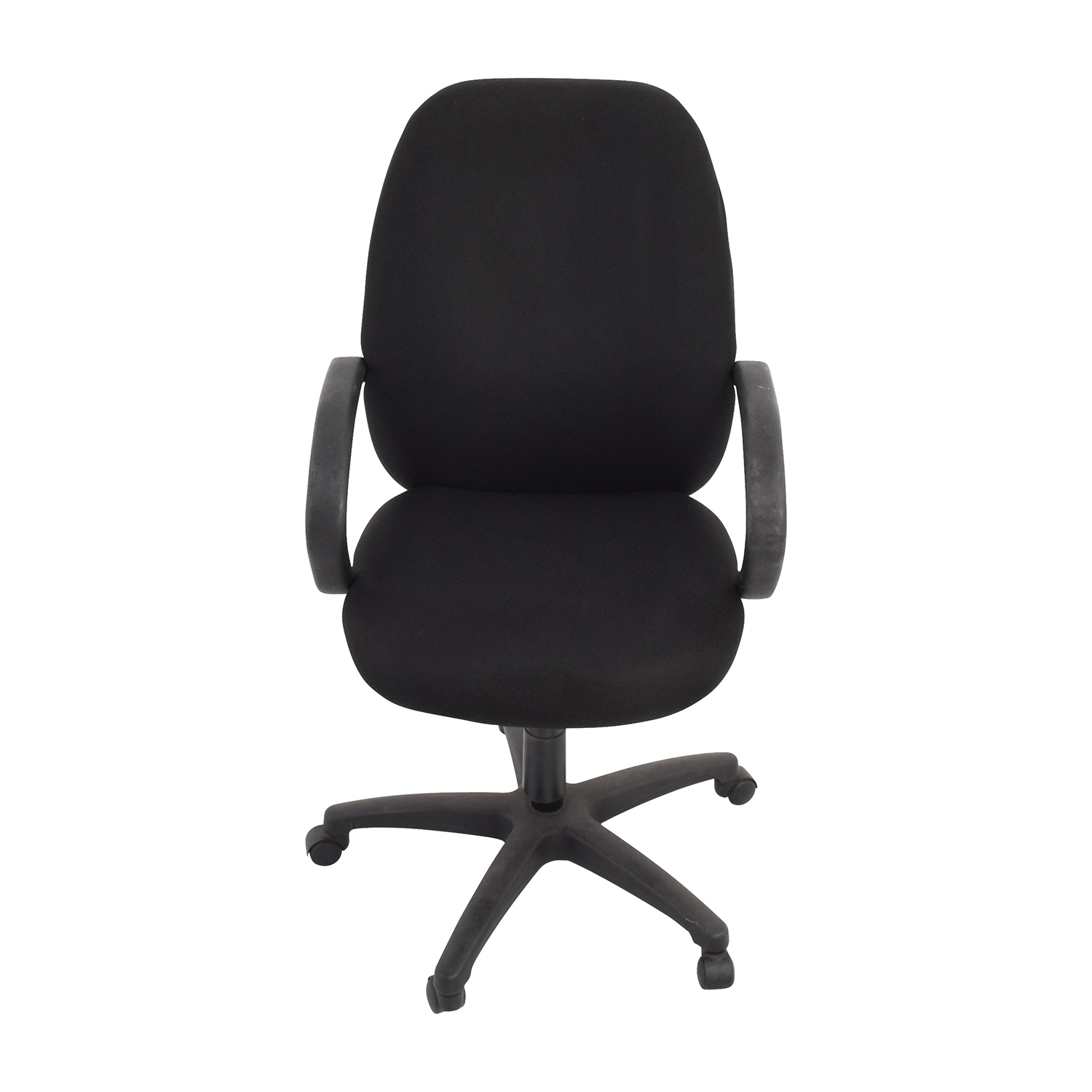 Black Swivel Office Chair sale
