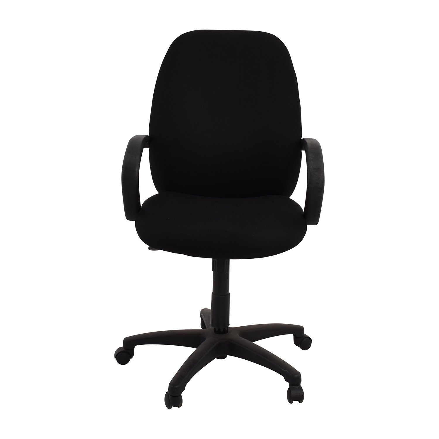 Black Swivel Office Chair second hand