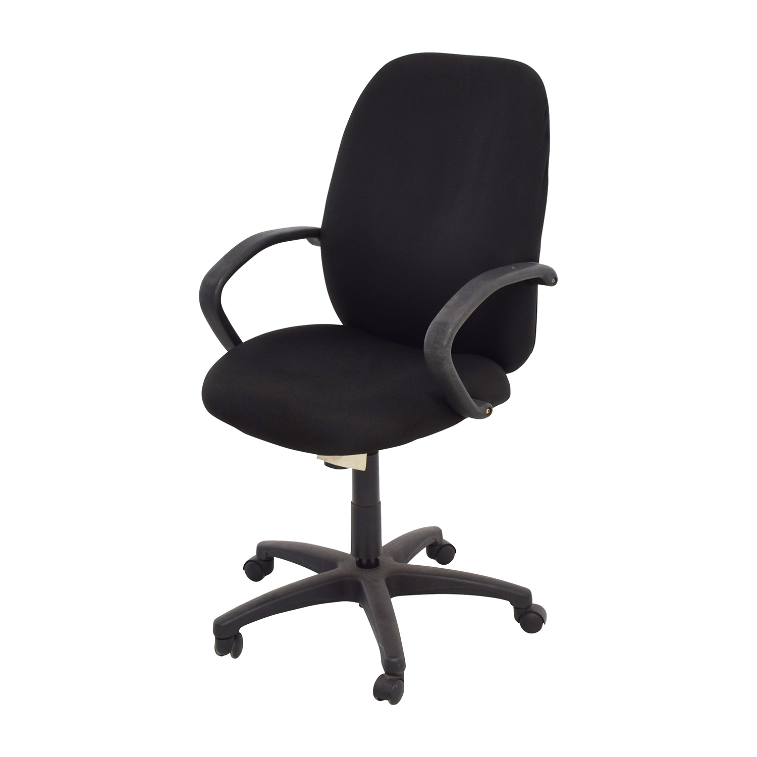 Black Swivel Office Chair / Chairs