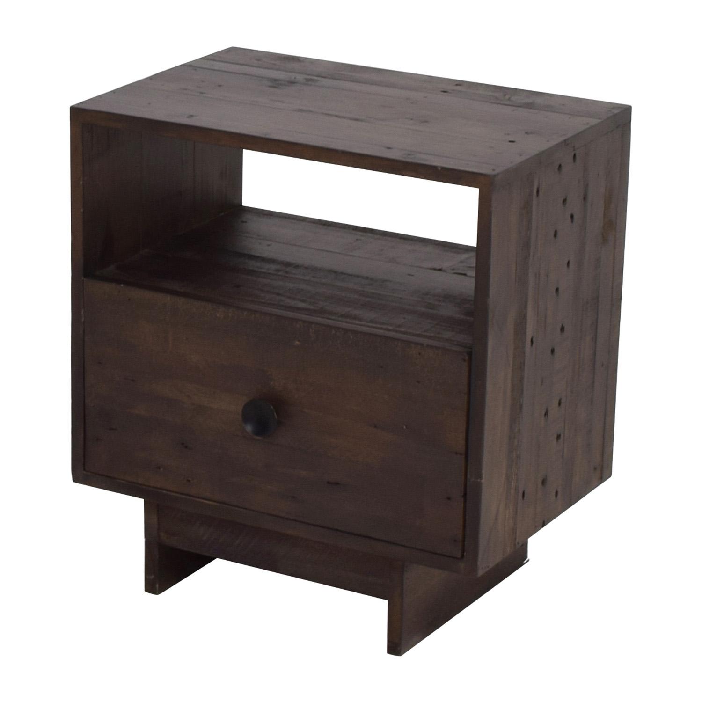 68 off west elm west elm emmerson reclaimed wood for Elm furniture