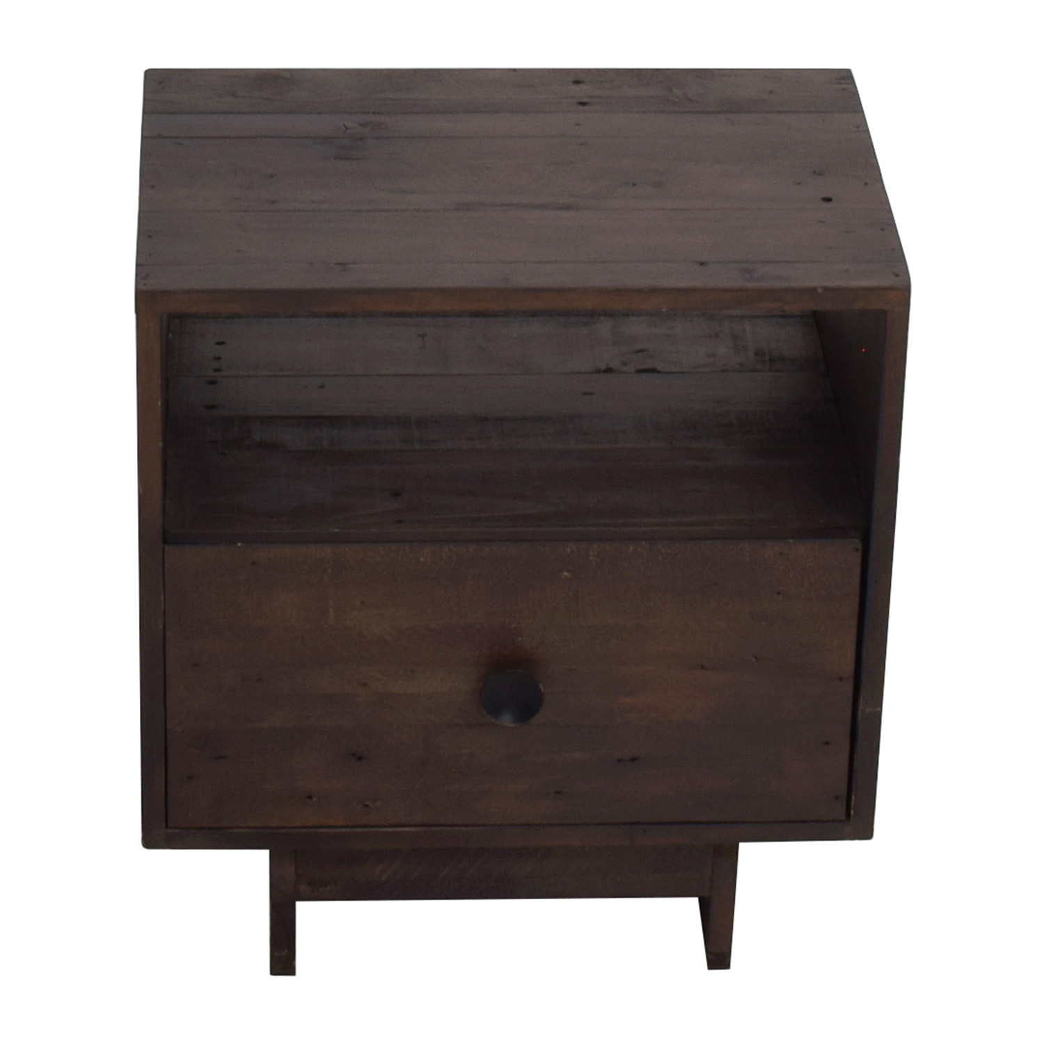 West Elm West Elm Emmerson Reclaimed Wood Nightstand used