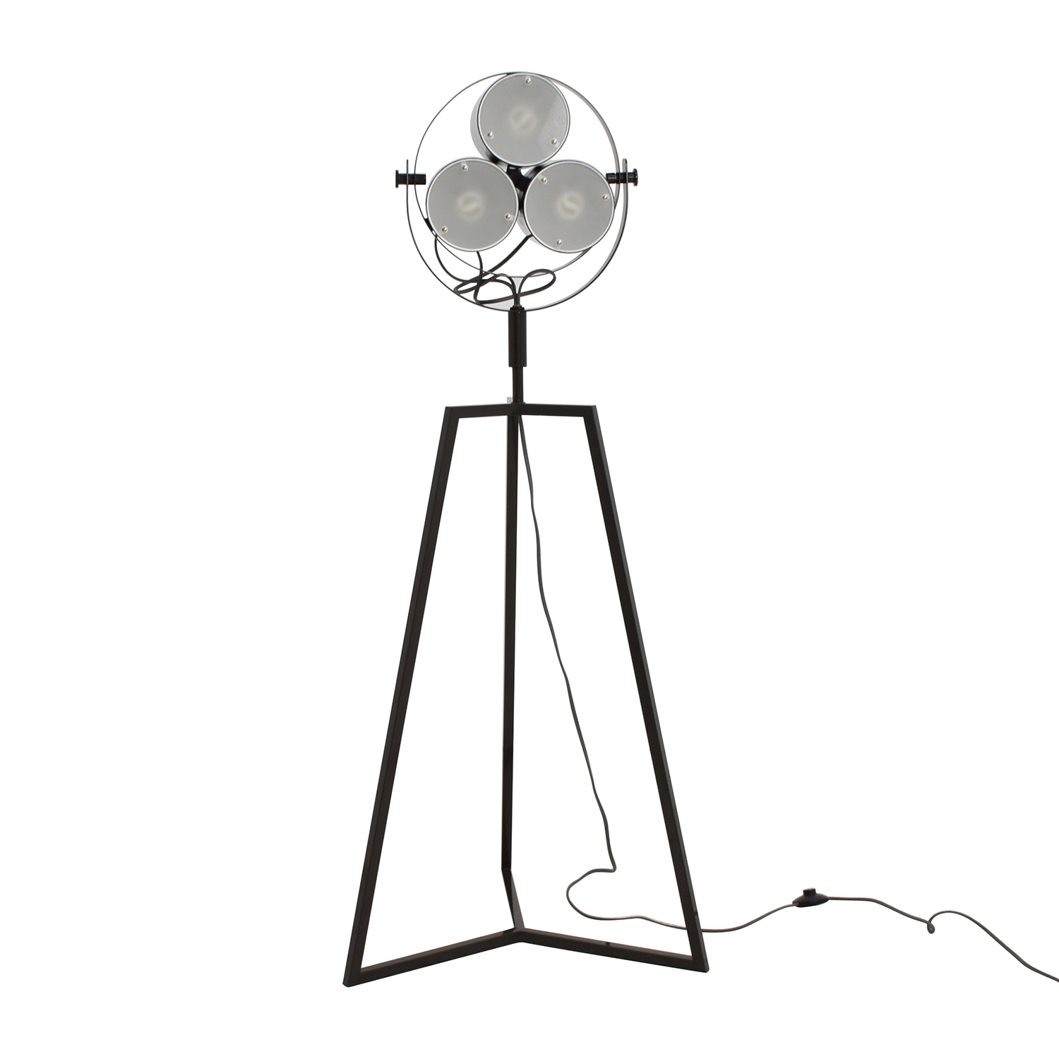 Ehome products used on a budget for Cb2 signal floor lamp