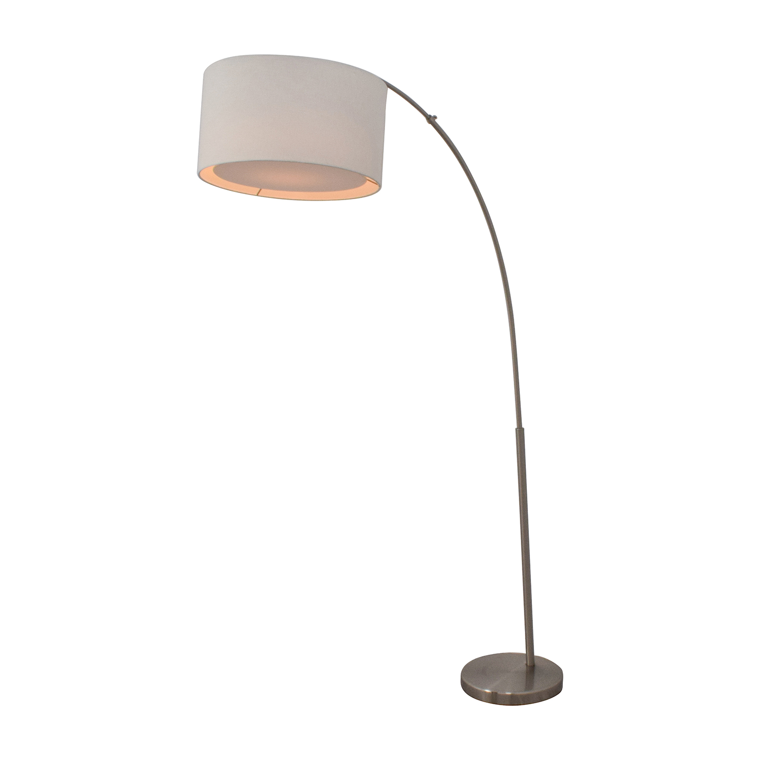 side arch arc table best img pottery big lamp warehouse george floor barn chrome pendant dipper georgetown dining bulbs cheap kovacs lamps polished